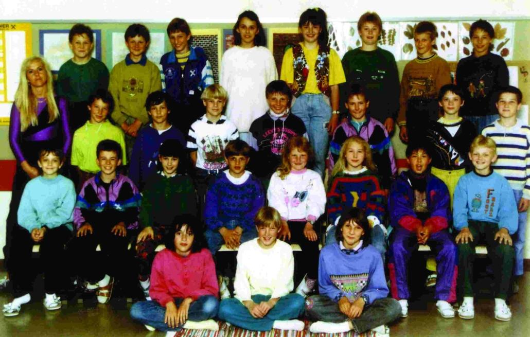 1. Sportklasse 1990-1994