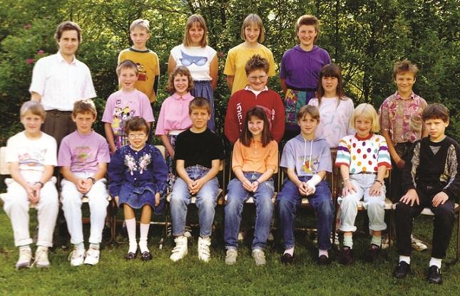Regelklasse 1991-1995