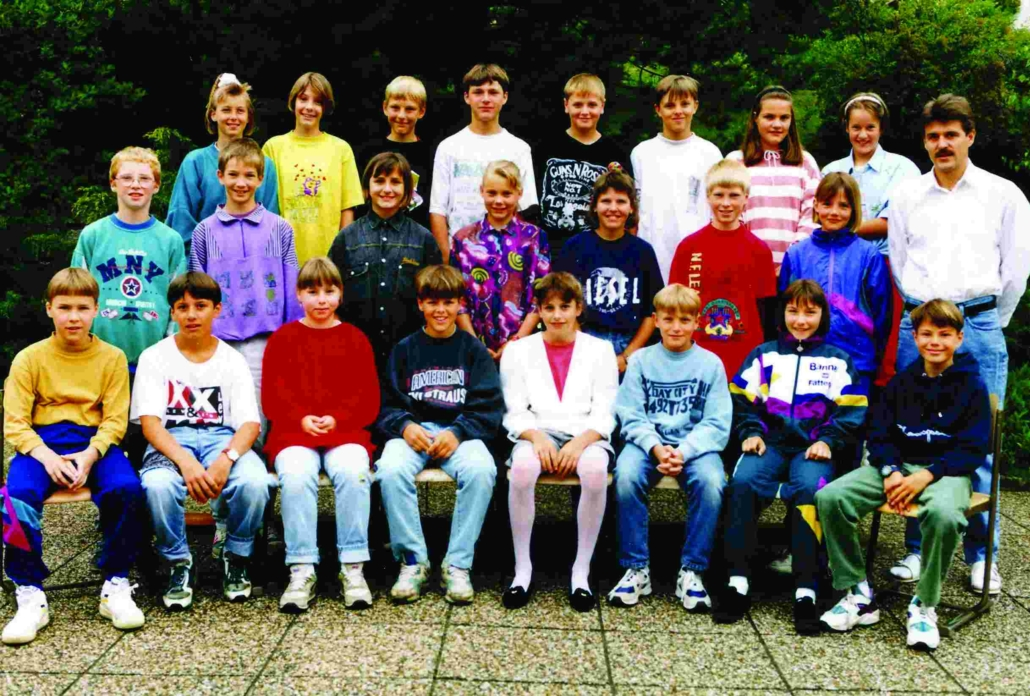 Sportklasse 1991-1995