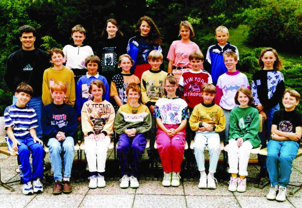 Sportklasse 1992-1996