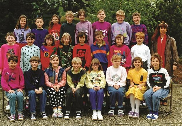 Regelklasse 1993-1997