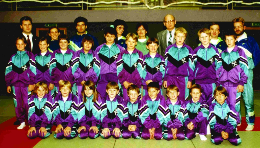 Sportklasse 1993-1997