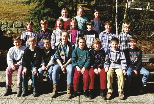 Regelklasse 1994-1998