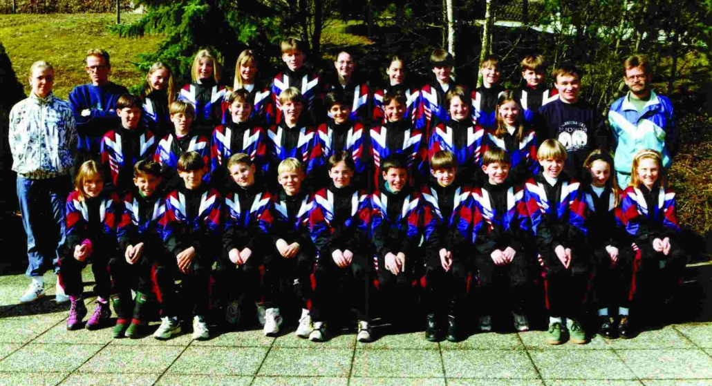 Sportklasse 1994-1998