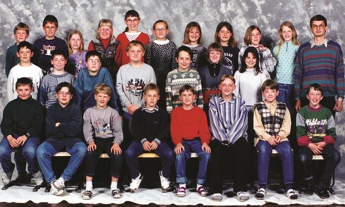 Regelklasse 1995-1999