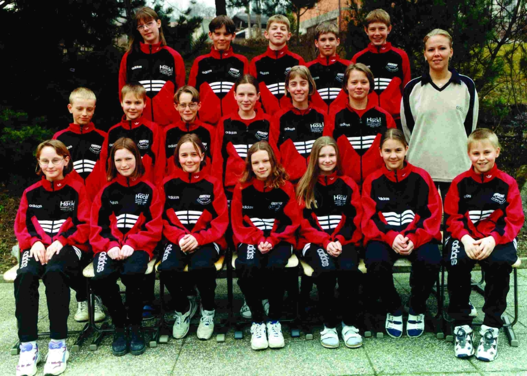 Sportklasse 1995-1999