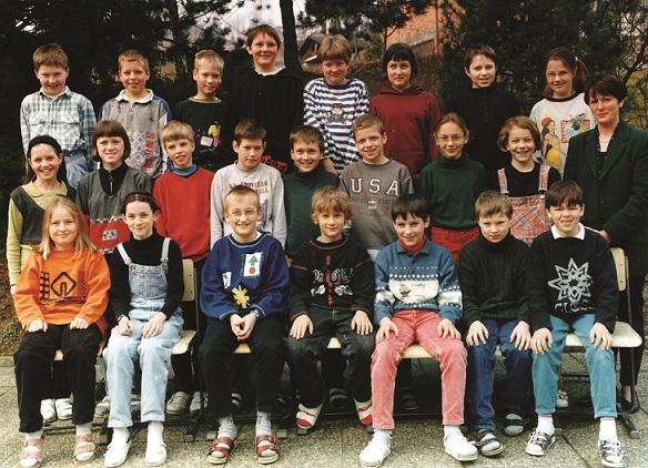 Regelklasse 1996-2000