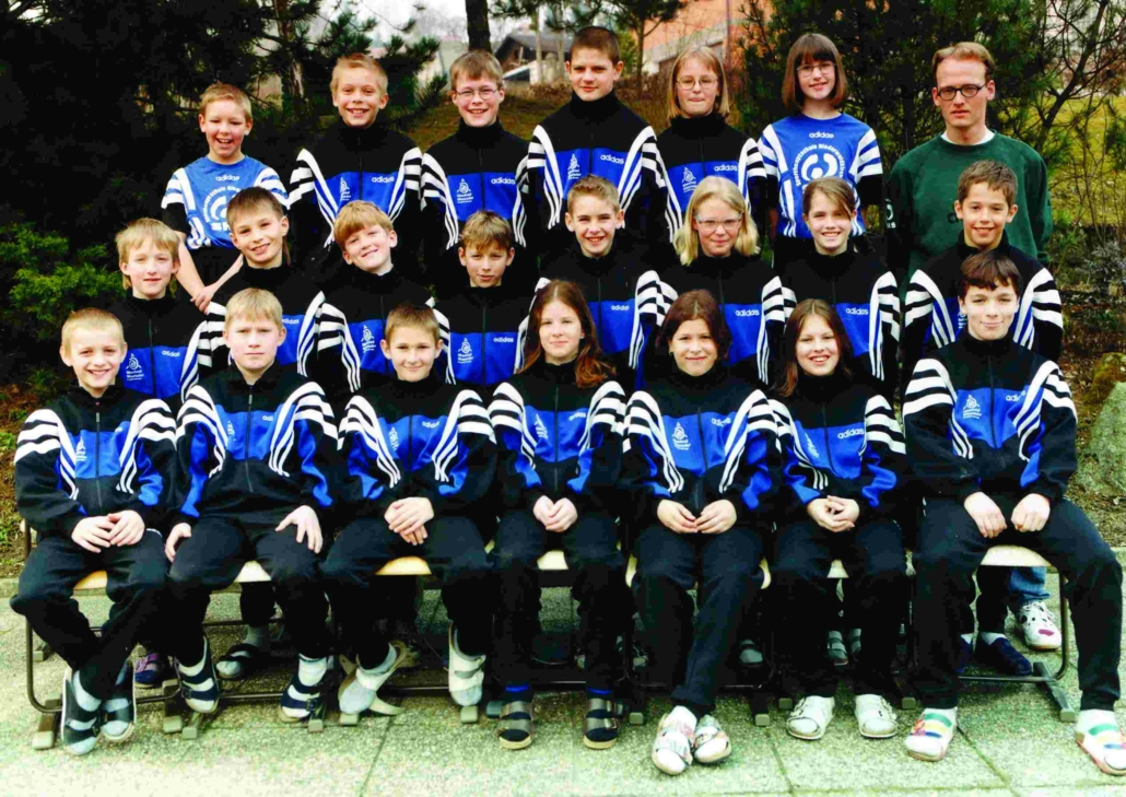 Sportklasse 1996-2000