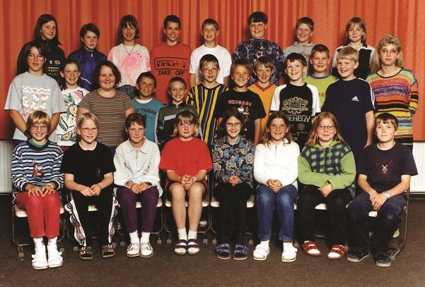 Regelklasse 1997-2001