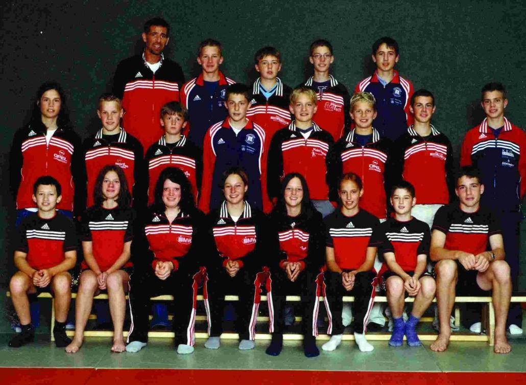 Sportklasse 1997-2001