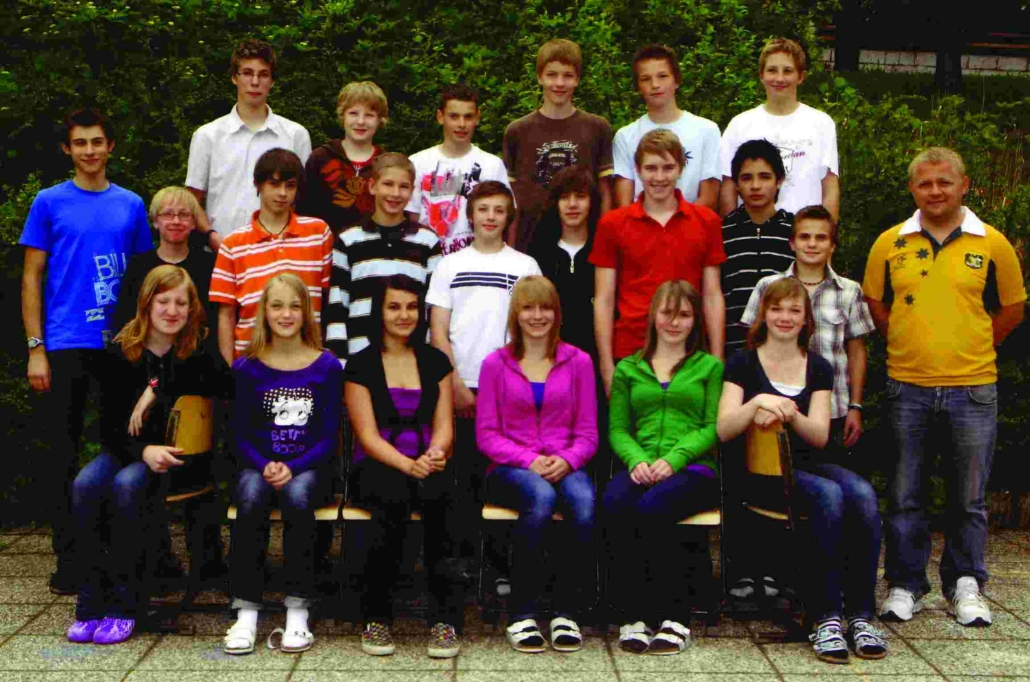Sportklasse 2005-2009