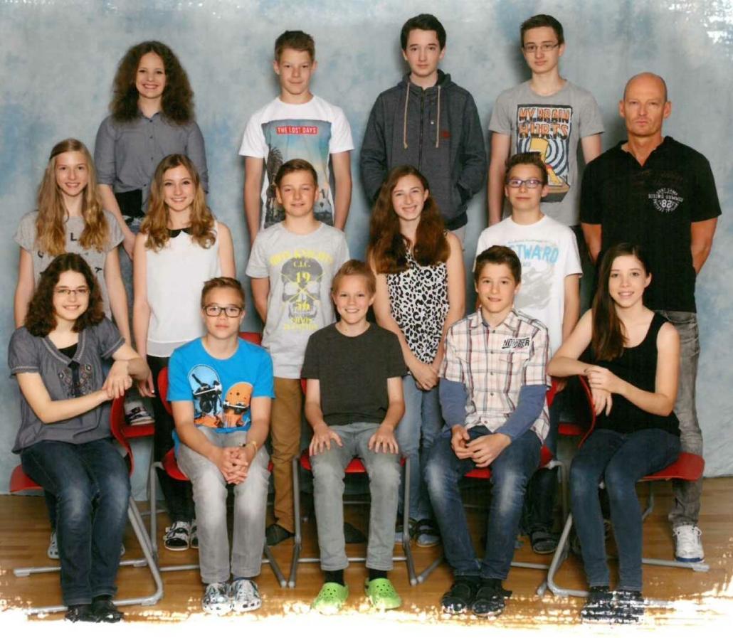 Sportklasse 2011-2015