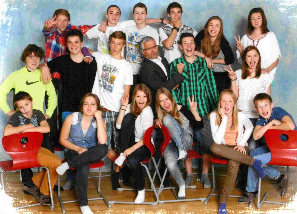 Sportklasse 2010-2014