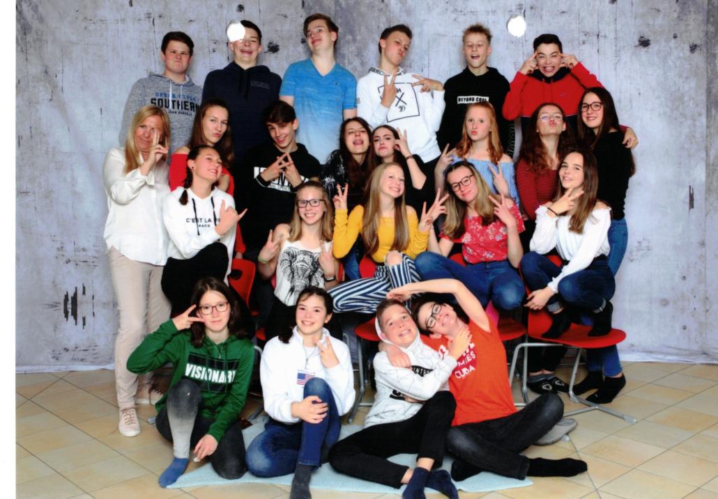 Sportklasse 2015-2019