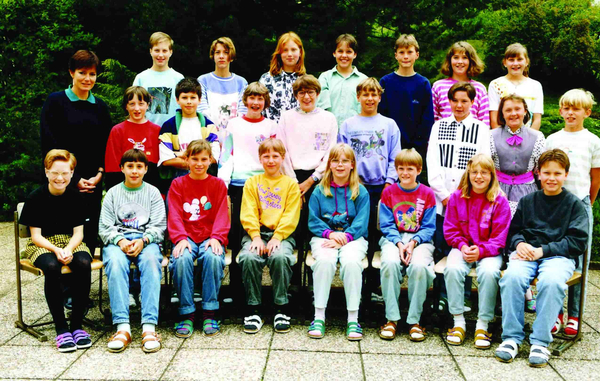 Regelklasse 1992-1996