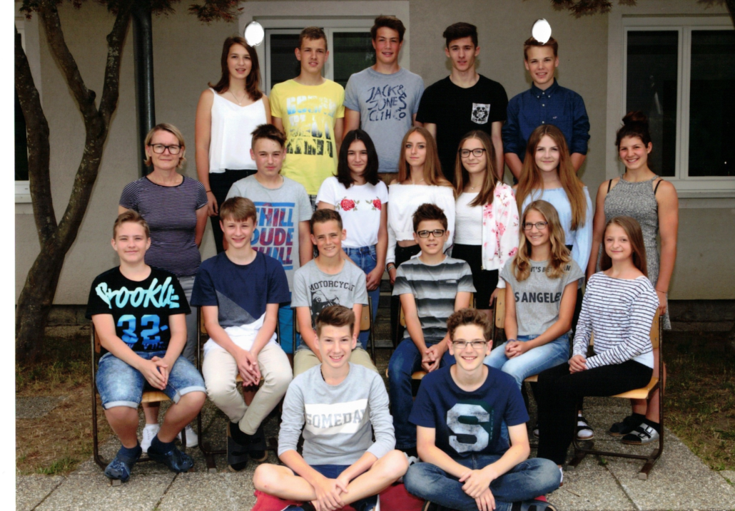 Sportklasse 2014-2018