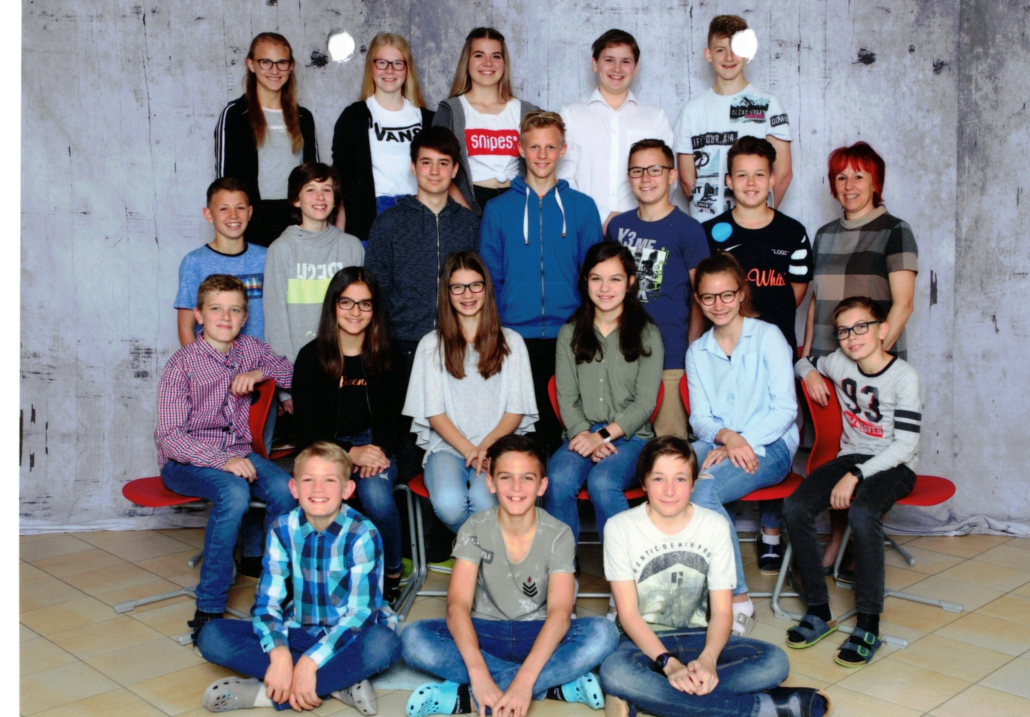 Sportklasse 2016-2020
